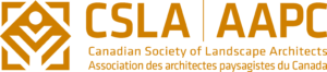 Canadian Society of Landscape Architects (CSLA) Logo